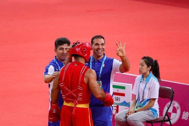 حسین اوجاقی: برای 3 طلای یونیورسیاد یکسال زحمت کشیدیم