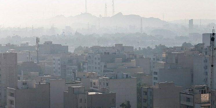 آلودگی هوا سینوزیت را تشدید می نماید