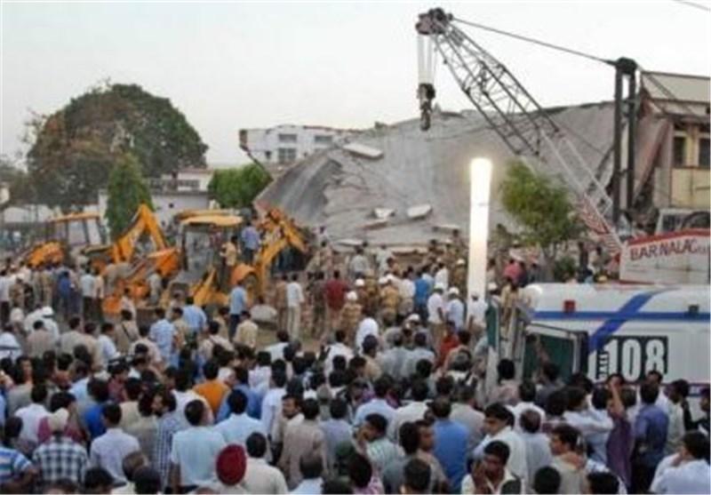 دست کم 2 کشته و 16 زخمی درپی فروریختن سقف بیمارستانی در هند