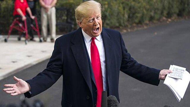 فرایند استیضاح ترامپ رسمیت یافت