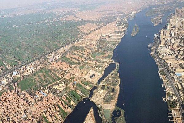 نیل مالِ ماست، رودخانه جاری که دریاچه شده است